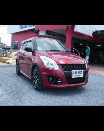 BỘ BODY KIT SUZUKI SWIFT MẪU SPORT