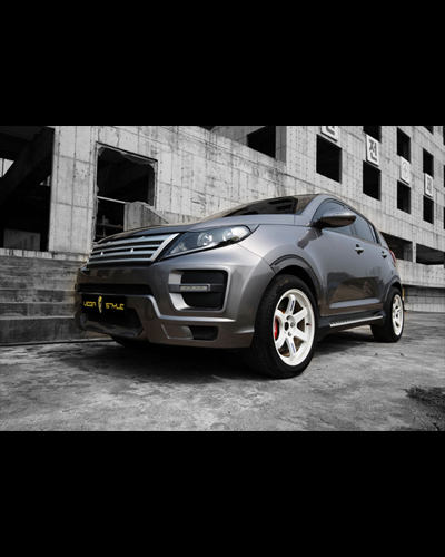 BODY KIT SPORTAGE R 2010 MẪU VEGA
