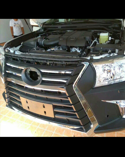 BODY KIT LAND CRUISER 2014 LÊN LX570 2016