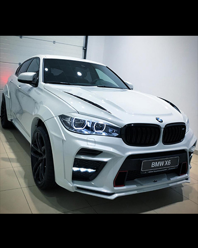 BODY KIT BMW X6 MẪU S