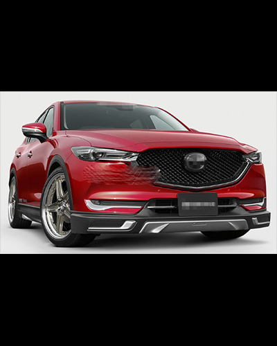 BODY LIP MAZDA CX-5 2018 MẪU KF