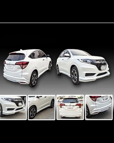 BODY LIP HONDA HRV 2018 MẪU MG