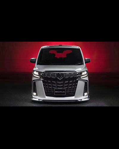 BODY KIT ALPHARD MẪU WALD 2