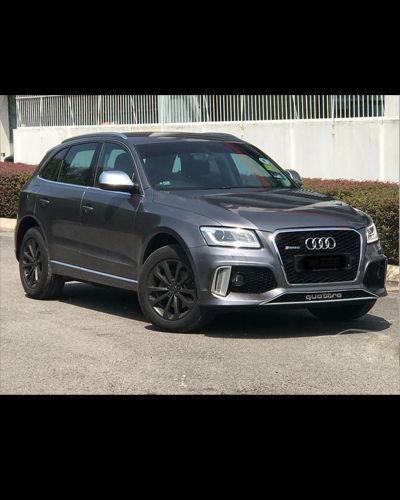 BODY KIT RSQ5 2010 - 2015