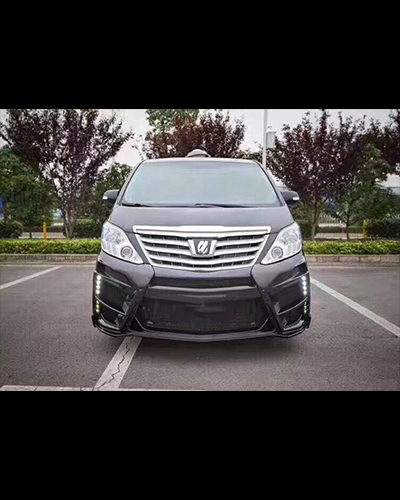 BODY KIT TOYOTA ALPHARD 2008-2014 MẪU MC