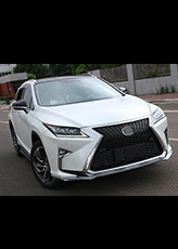 BODY KIT LEXUS RX350 MẪU FSPORT