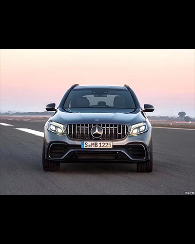 BODY KIT MERCEDES GLC 2016 MẪU GLC 63 AMG