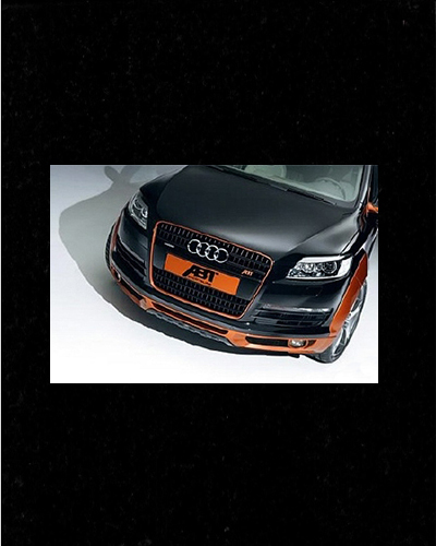 BODY KIT AUDI Q7 MẪU AERO 1