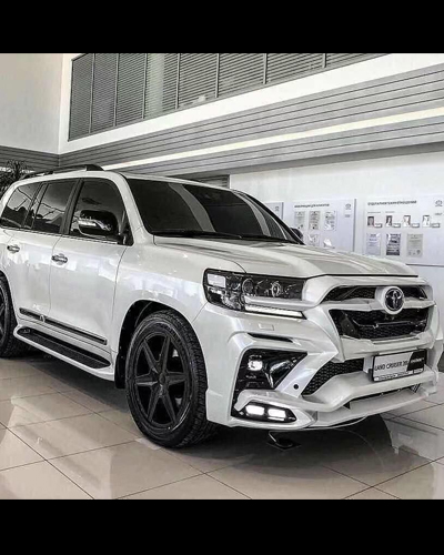BODY KIT LAND CRUISER 2016 MẪU GRX