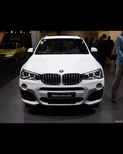 BODY KIT BMW X3 2015 - 2016 MẪU M