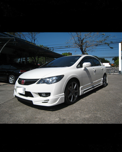BODY HONDA CIVIC 2010 MẪU NTS1