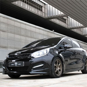 BODY LIP RIO HATCHBACK MẪU MS 2012