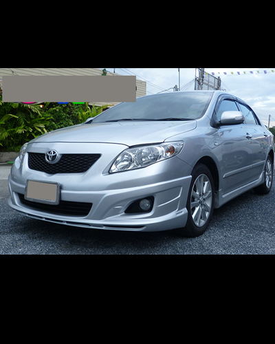 BODY KIT ALTIS 2008 MẪU TRD SPORTIVO