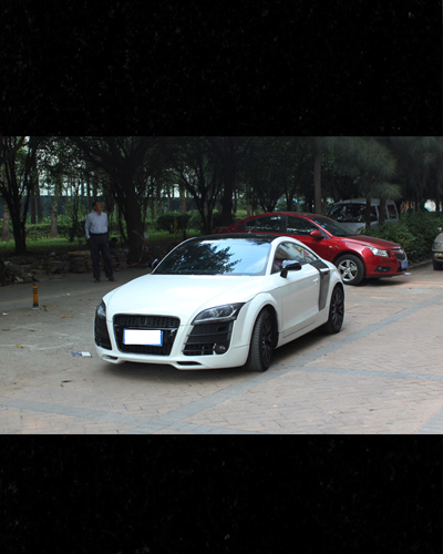 BODY KIT AUDI TT MẪU AUDI R8