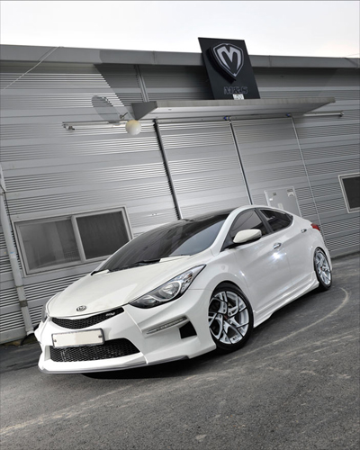 BODY KIT AVANTE 2015 MẪU MS
