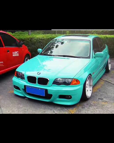 BODY KIT BMW E46 MẪU M3 SEDAN