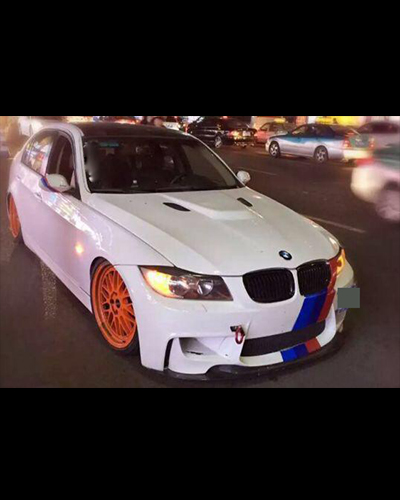 BODY KIT BMW E90 2009 MẪU MTECH