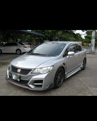 BODY KIT CIVIC 2006-ON MẪU RF