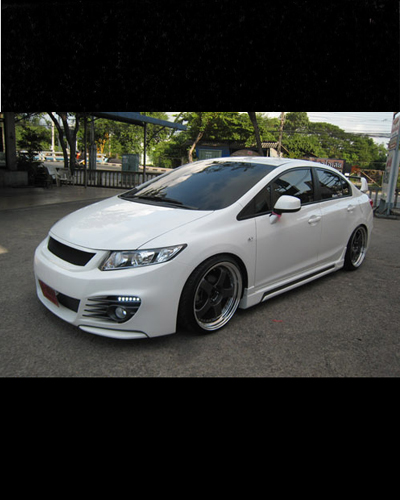 BODY KIT CIVIC 2012 MẪU R8