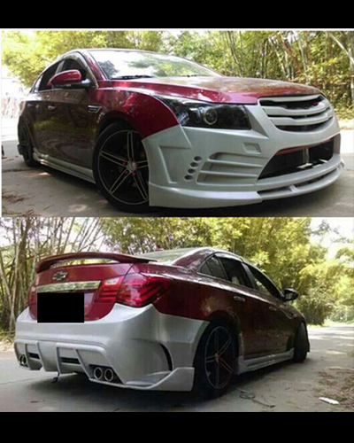 BODY KIT CRUZE MẪU MYRIDE COPY