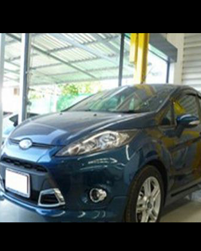 BODY LIP FORD FIESTA MẪU SPORT