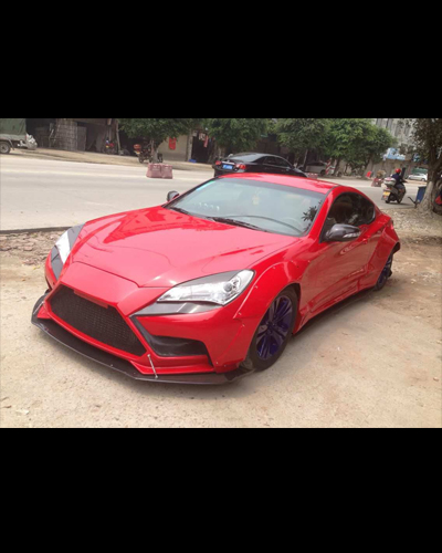 WIDE BODY KIT GENESIS COUPE 2011