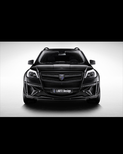 BODY KIT GL350 2016 MẪU LARTE