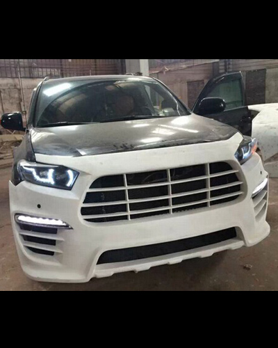 BODY KIT HIGHLANDER MẪU CAYENNE