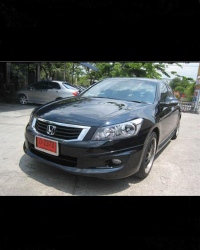 BODY KIT HONDA ACCORD 2008 MẪU MODULO