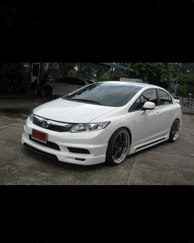 BODY LIP HONDA CIVIC 2012 MẪU NTS1