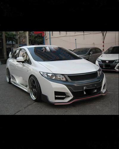 BODY KIT HONDA CIVIC 2012 MẪU R