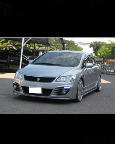 BODY KIT HONDA CIVIC MẪU AUDI R8