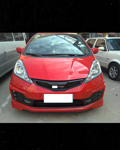 BODY KIT HONDA FIT MẪU MUGEN