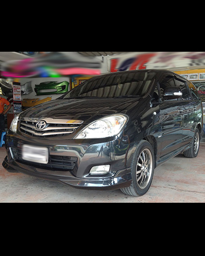 BODY KIT TOYOTA INNOVA 2009-2012 MẪU SHOW ROOM