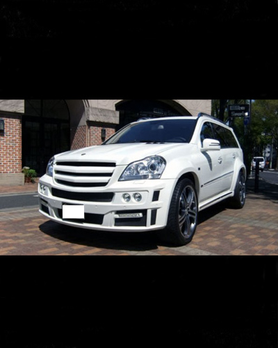 BODY KIT MERCEDES GL 2012 X164 MẪU BRABUS