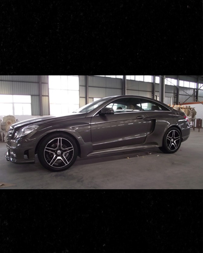 BODY KIT MERCEDES W207 COUPE MẪU WALD