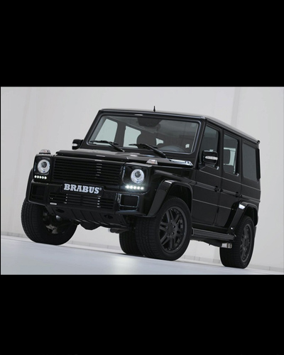 BODY KIT MERCEDES G55 BRABUS W463