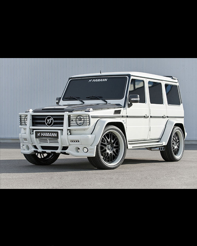 BODY KIT MERCEDES G55 HAMANN 2009-2011