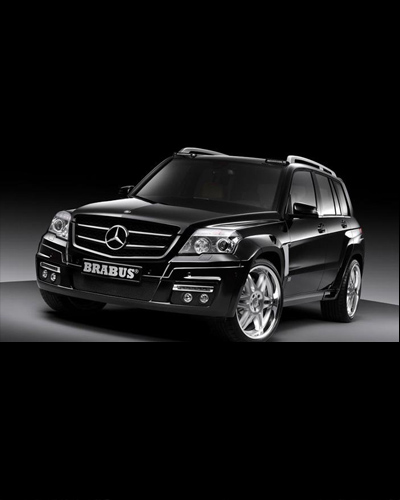 BODY KIT MERCEDES GLK MẪU BRABUS