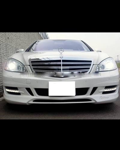 BODY KIT MERCEDES W221 09-12 MẪU LORINSER