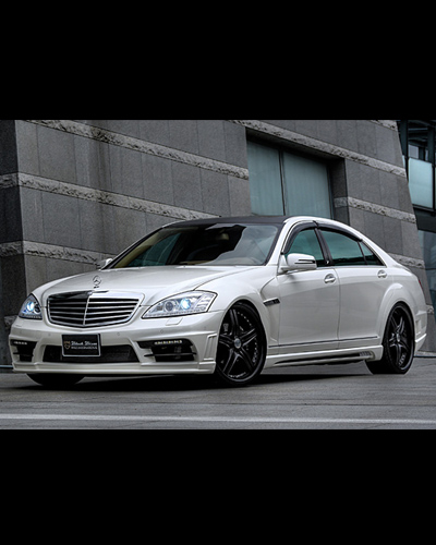 BODY KIT MERCEDES W221 2007-2009 MẪU WALD