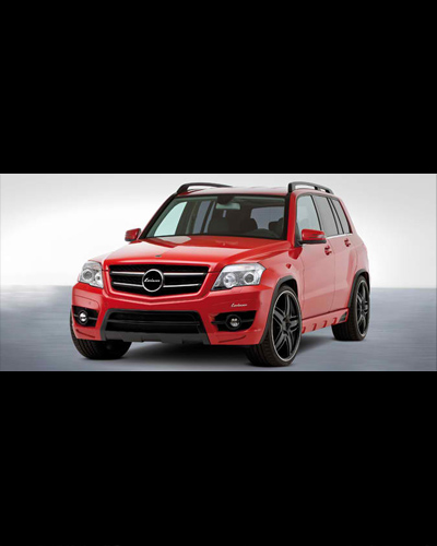 BODY KIT MERCEDES GLK MẪU LORINSER