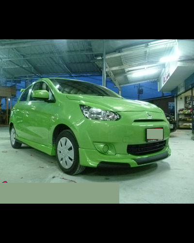 BODY KIT MITSUBISHI MIRAGE 2013 MẪU ACCESS PLUSS