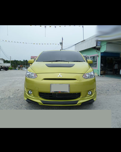 BODY KIT MITSUBISHI MIRAGE 2013 MẪU ACCESS