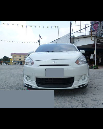 BODY KIT MITSUBISHI MIRAGE 2013 MẪU EVO SPORT LIMITED