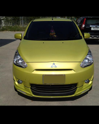 BODY KIT MITSUBISHI MIRAGE 2013 MẪU EVO SPORT