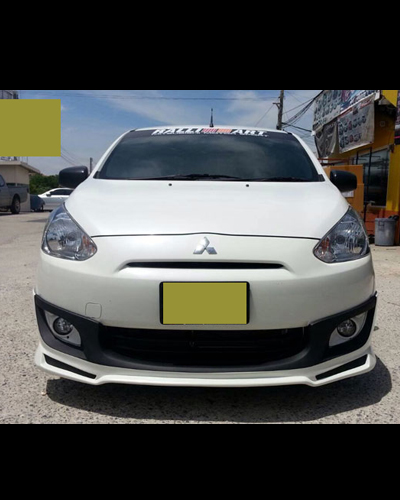 BODY KIT MITSUBISHI MIRAGE 2013 MẪU OPT