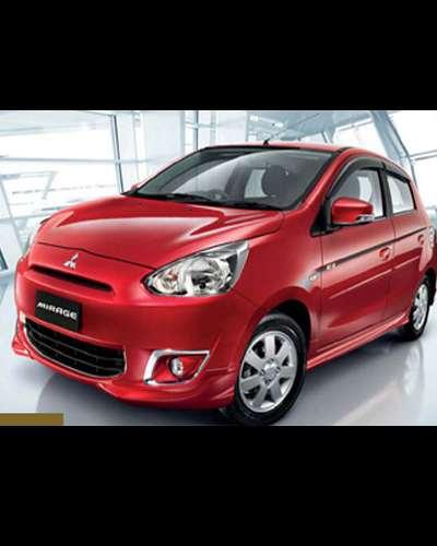 BODY LIP MITSUBISHI MIRAGE 2013 MẪU SHOW ROOM