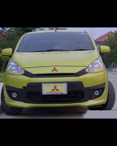 BODY KIT MITSUBISHI MIRAGE 2013 MẪU SPORT E
