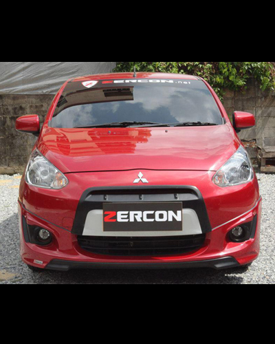 BODY KIT MITSUBISHI MIRAGE 2013 MẪU ZERCON Z1
